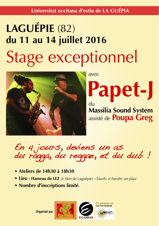 Stage Papet-J Lagu+®pie 2016 A5 R